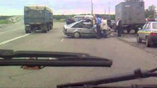 Жестокая авария в Павлограде(Жестокая авария в Павлограде., 2012-05-25T17:29:35.000Z)