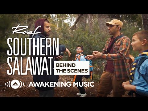 "Raef - Making of ""Southern Salawat"" Music Video"