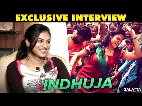 A STUPID Conversation with Meyaadha Maan Thangachi -  Galatta Exclusive   Indhuja