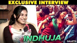 A STUPID Conversation with Meyaadha Maan Thangachi -  Galatta Exclusive | Indhuja