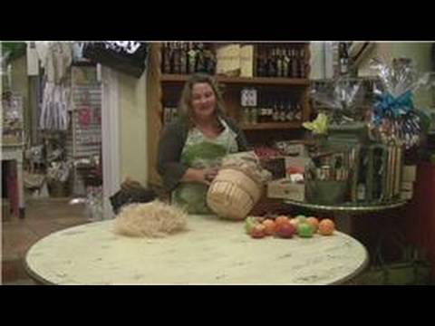 Gift Baskets : How to Make Fruit Baskets