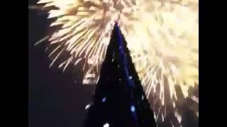 НОВЫЙ 2017 ГОД ! САЛЮТ БАРНАУЛ