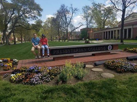 Presbyterian College Visit 2018