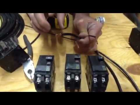 showing what size wire to use for heat pump youtube heat seal wiring showing what size wire to use for heat pump