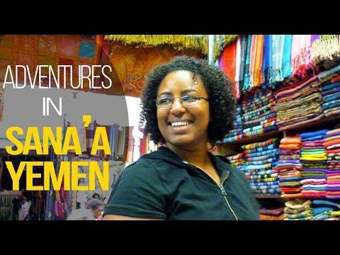 Adventures in Sana'a, Yemen