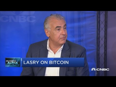 Marc Lasry: I'm personally invested around 1% in bitcoin
