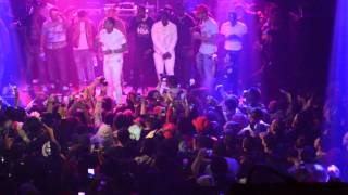 """TheTrophyLife.Net: Lil Durk Brings Out Jeremih For """"Remember My Name"""" Album Release In NY!"""