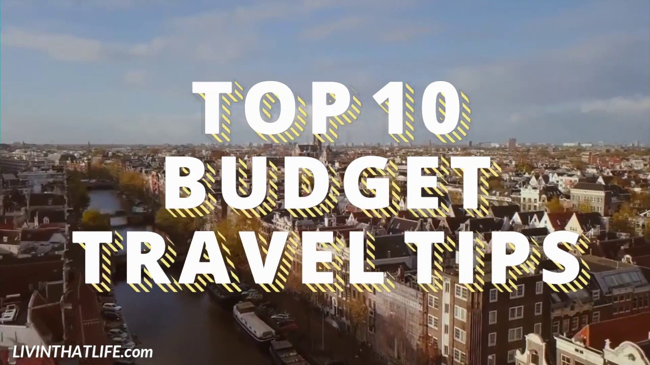 Top 10 Budget Travel Tips ✈️(+ How to Work Abroad Full Time)