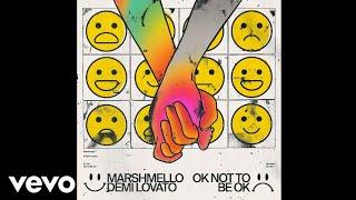 Download Lagu Marshmello, Demi Lovato - OK Not To Be OK (Instrumental) mp3