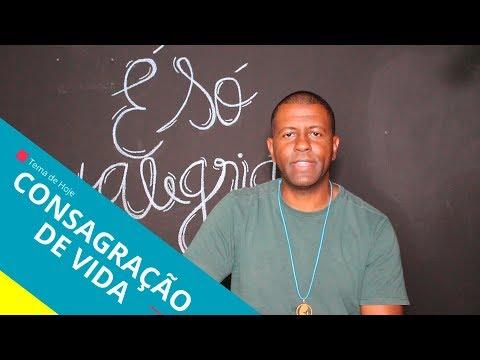 CONSAGRAÇÃO DE VIDA // É SÓ ALEGRIA #18 // EDUARDO BADU