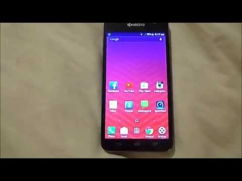 Kyocera Hydro Vibe Review (Virgin Mobile)