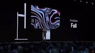 Gambar cover WWDC 2019 Pro Stand Crowd Reaction
