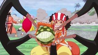 Top 10 Cảnh Ngầu Nhất Của Usopp (One Piece)