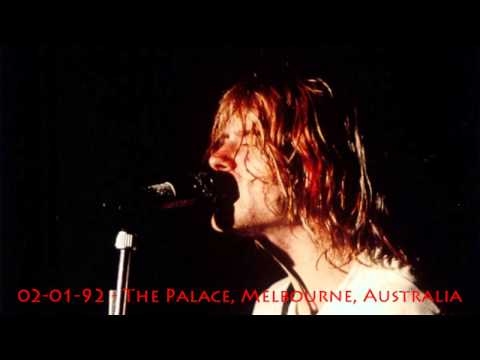 Nirvana - The Palace, Melbourne, Australia 02/01/92
