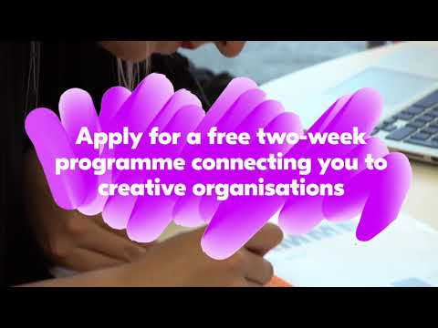 Creative Opportunity Week 2018