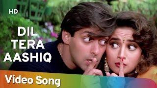 Download Dil Tera Aashiq | Dil Tera Aashiq (1993) | Salman Khan | Madhuri Dixit |Kumar Sanu |Alka Yagnik
