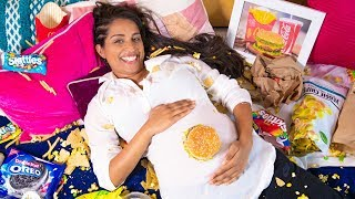 Video Pregnant With A Food Baby download MP3, 3GP, MP4, WEBM, AVI, FLV Juni 2018