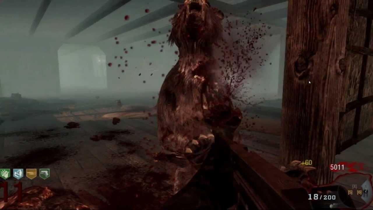 cod zombies wallpaper hd