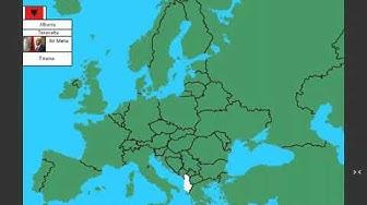 Euroopan Valtiot