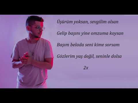 Bilal Sonses -İnat Keçi Türkçe Sözleri