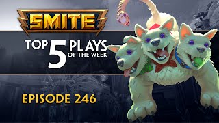 SMITE - Top 5 Plays - 246 (Season 7 Wrap-Up)