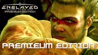 Enslaved: Odyssey To The West Premium Ed. Gameplay Hard - Chapter 1