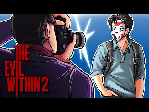 The Evil Within 2 - CAMERA MAN BOSS BATTLE! (For Lily!) Episode 8!