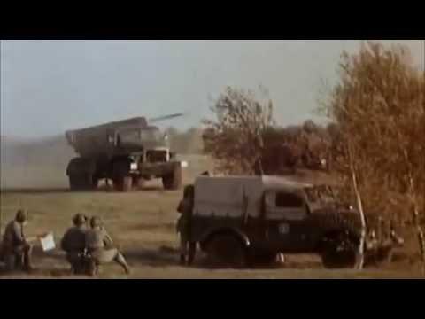 Реактивная система залпового огня БМ-21 «Град» ТТХ