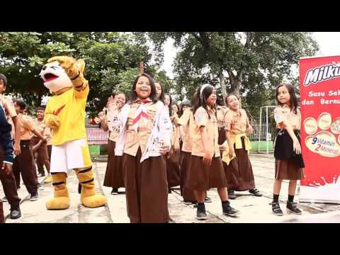 Milkuat Dance Competition SDN REMPOA 01