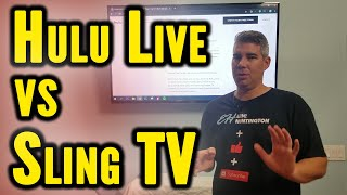 Hulu Live VS Sling TV, Which One Is the Best Fit For You?