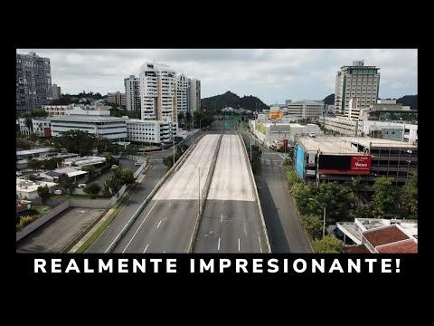 LAS CARRETERAS DE PUERTO RICO TOTALMENTE VACIAS! #CUARENTENA #QUEDATEENCASA