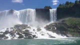 Nigrim falls the biggest waterfall