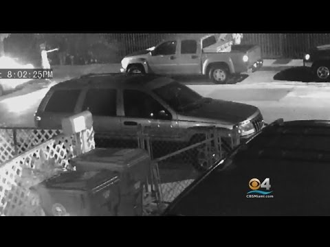 New Images Released Of Woman Wanted In Miami Triple Shooting