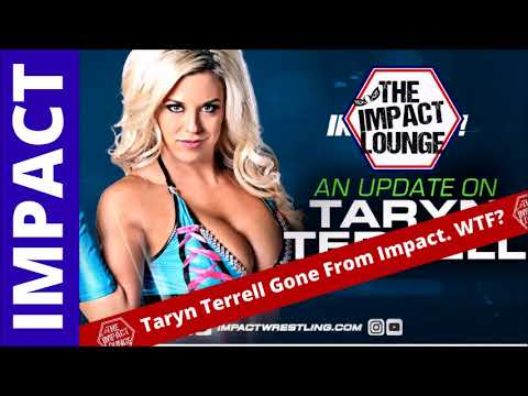 Taryn Terrell Gone from Impact Wrestling - This is a PROBLEM! | Impact Round-Up