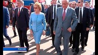 Форум регионов Беларуси и России: промышленные предприятия заключили первые контракты 17 сентября