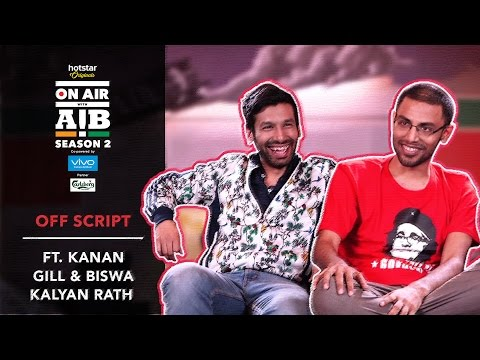 On Air with AIB : Off Script  Exam Stories