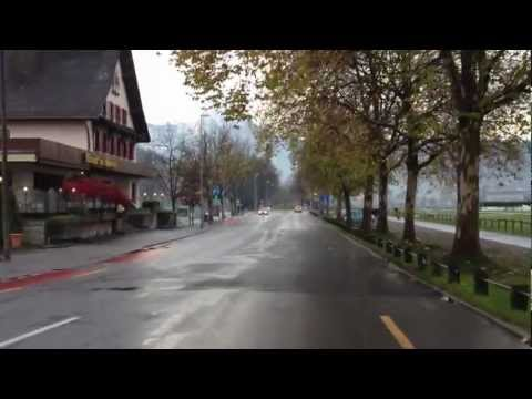 Switzerland - On the way to the office