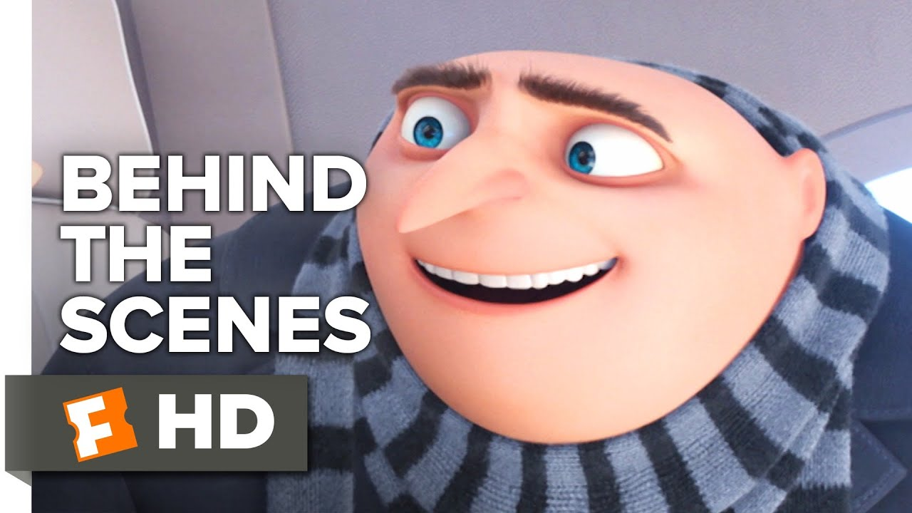 Despicable Me 3 Behind The Scenes Something New 2017 Movieclips Extras