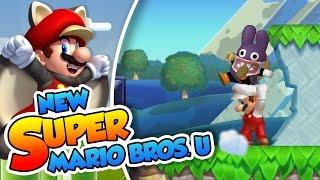 Te tengo gazapo!!| 03 | New Super Mario Bros U con @Naishys