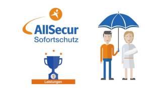 """Versicherung kündigen und """"Sofortschutz"""" der AllSecur"""