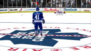 No More Lockout- NHL 13 Shoot-out Commentary