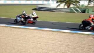 Quentin JACQUET CEV 2008 Jerez II 125