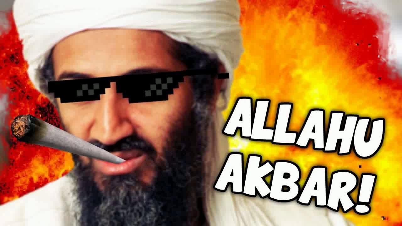 ♛ Allahu Akbar (The Best) ♛