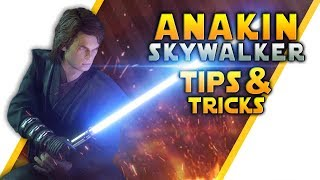 ANAKIN TIPS & TRICKS: Best Ability Combos & More - Battlefront 2