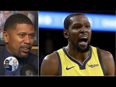 Kevin Durant 'is not playing the villain role well' - Jalen Rose   Jalen & Jacoby