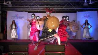 fashion show 2012 msat greek warriors the angels warriors and the king