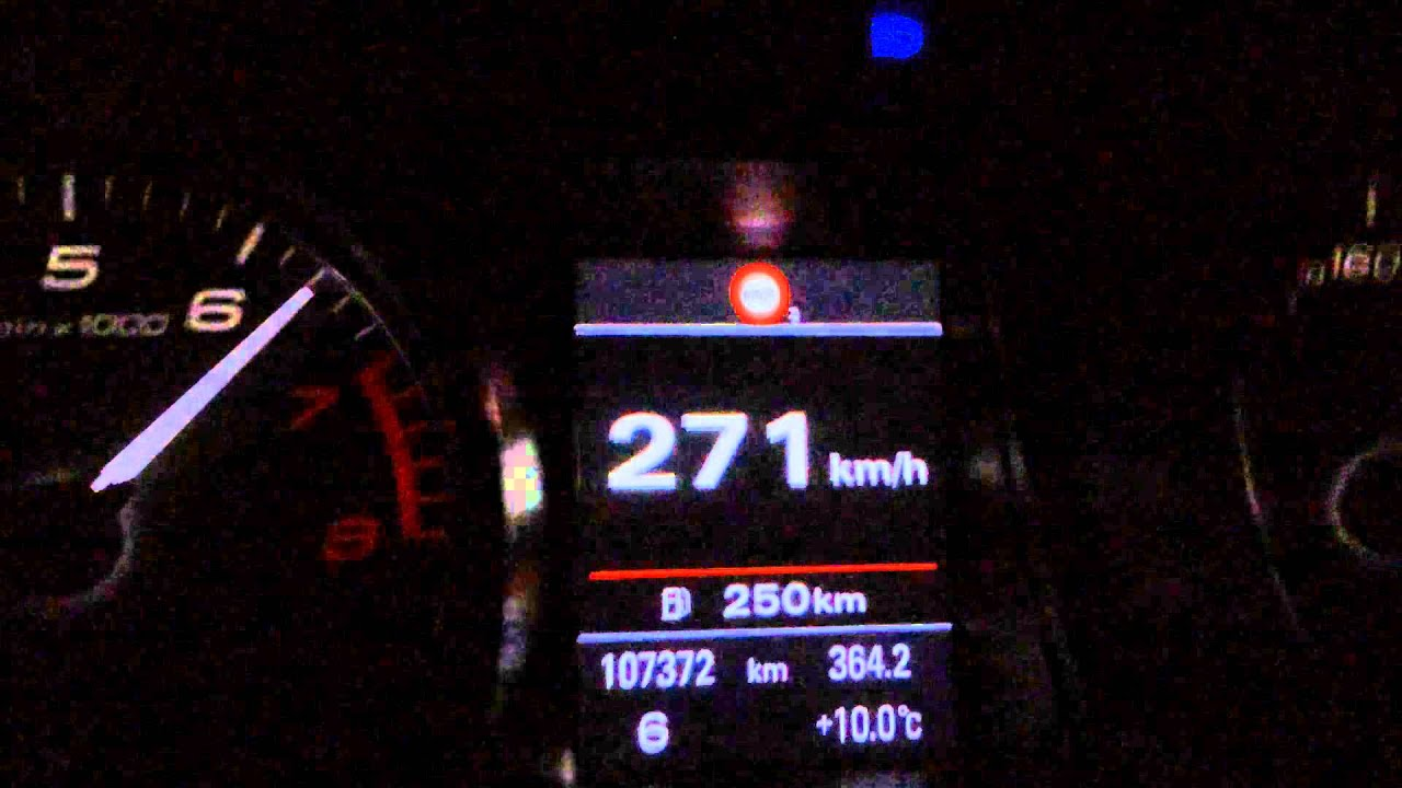 AUDI S5 2008 STOCK Top Speed: 190-271 km/h - YouTube