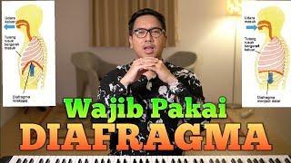 Belajar vokal - Cara Nyanyi Dari Diafragma by Ka Edo Vokal