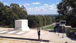Big Sky Honor Flight Tomb of the Unknown Part 3