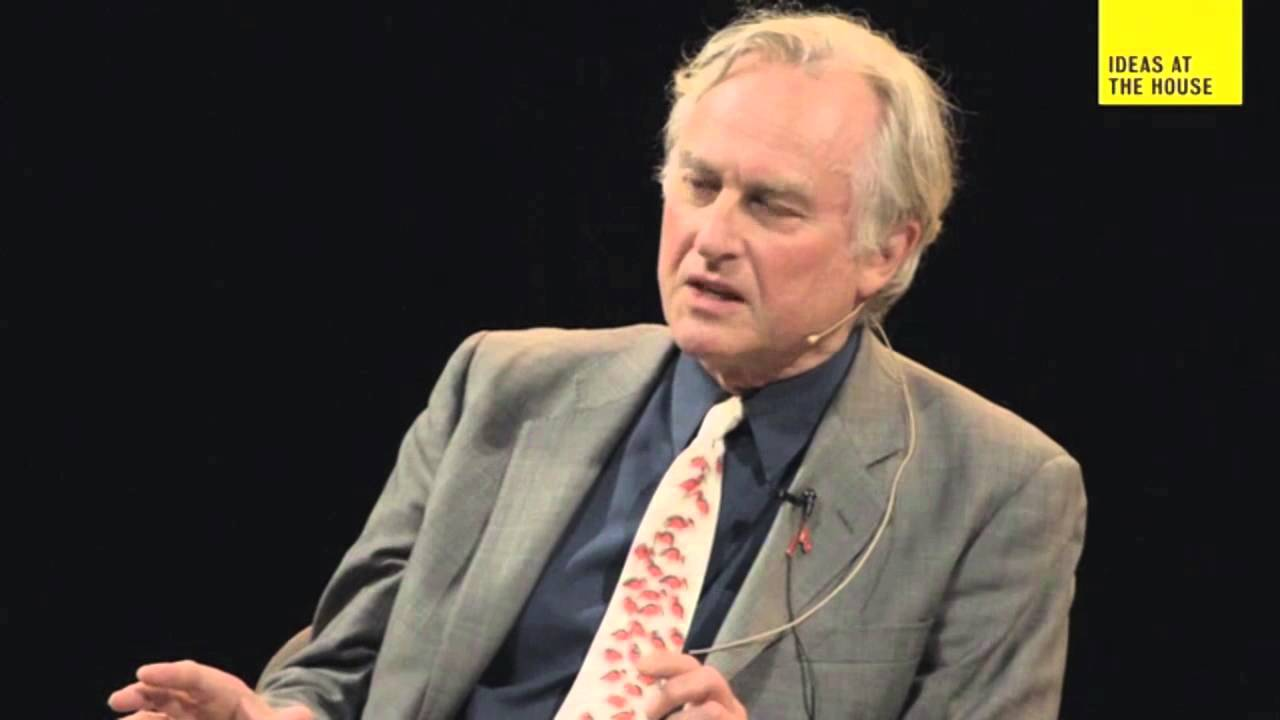 Ideas At The House Richard Dawkins On Other Life In The